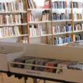 Vente de livres et de CD |